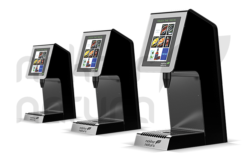 Nektar Natura Tower Touch Dispensing System